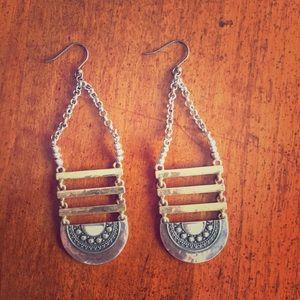 Lucky Brand Chandelier earrings